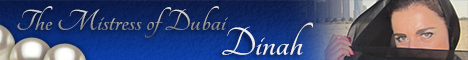 The Mistress of Dubai - Dinah